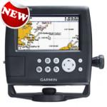 GPS GARMIN SOUNDER MAP 585