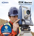 Total Station Sokkia CX110/CX102/CX103/CX105/CX107